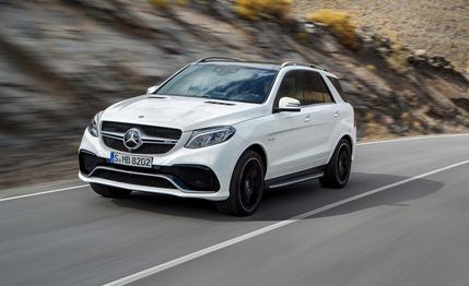 gle mercedes benz 2016 фото
